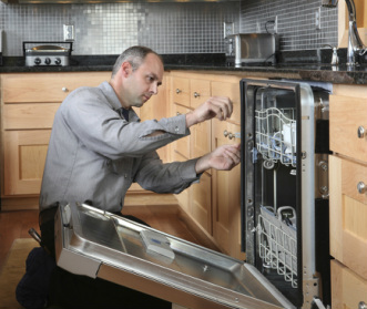 professional dishwasher repair